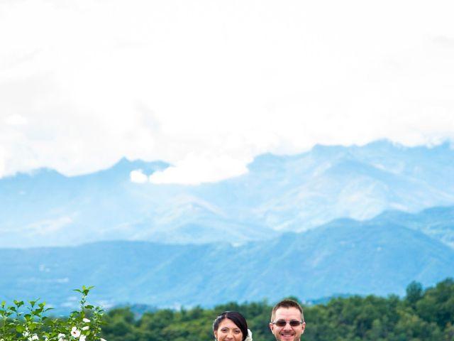 Il matrimonio di Alessandro e Sara a Bollengo, Torino 39
