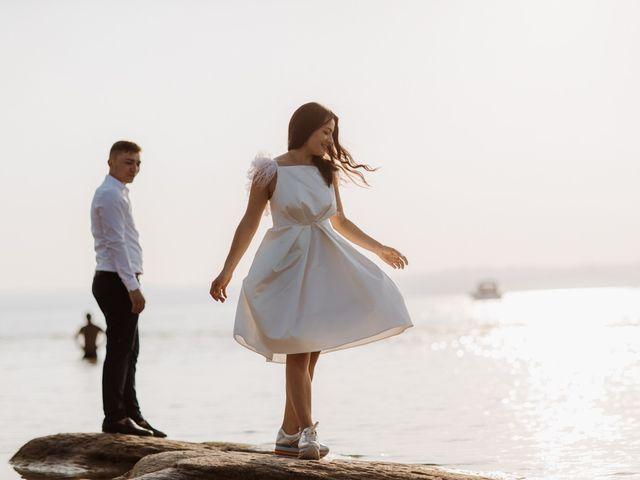 Il matrimonio di Nina e Sergiu a Modena, Modena 15