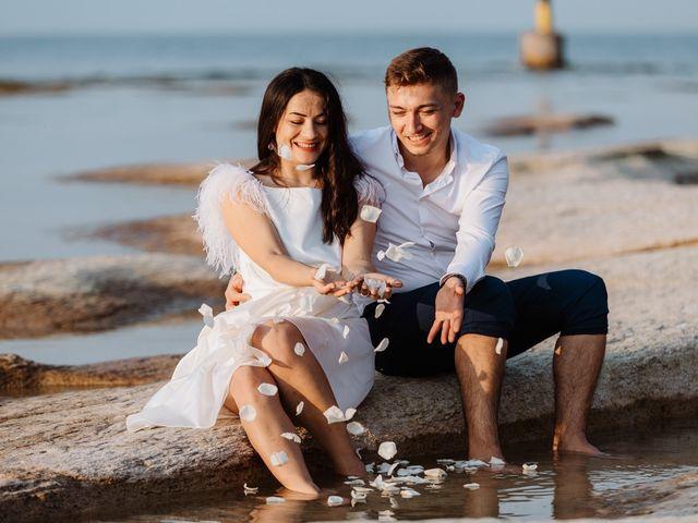Il matrimonio di Nina e Sergiu a Modena, Modena 21