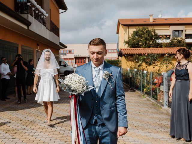 Il matrimonio di Nina e Sergiu a Modena, Modena 57