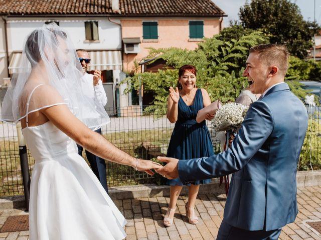 Il matrimonio di Nina e Sergiu a Modena, Modena 59