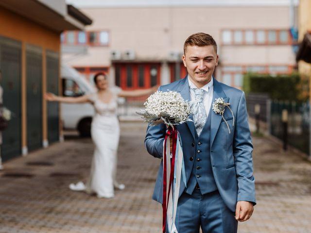 Il matrimonio di Nina e Sergiu a Modena, Modena 61