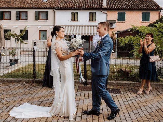Il matrimonio di Nina e Sergiu a Modena, Modena 62