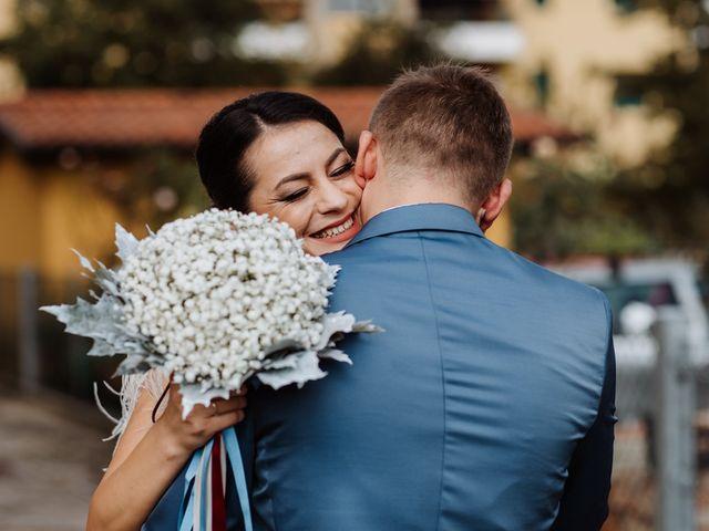 Il matrimonio di Nina e Sergiu a Modena, Modena 64
