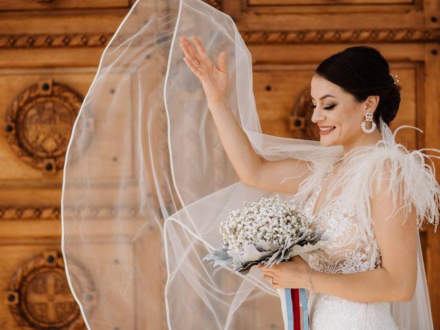 Il matrimonio di Nina e Sergiu a Modena, Modena 68