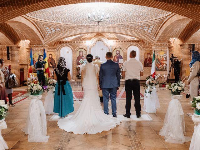 Il matrimonio di Nina e Sergiu a Modena, Modena 73