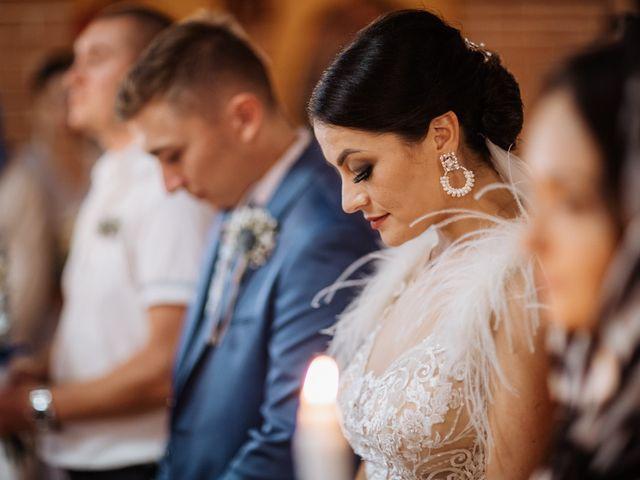 Il matrimonio di Nina e Sergiu a Modena, Modena 74