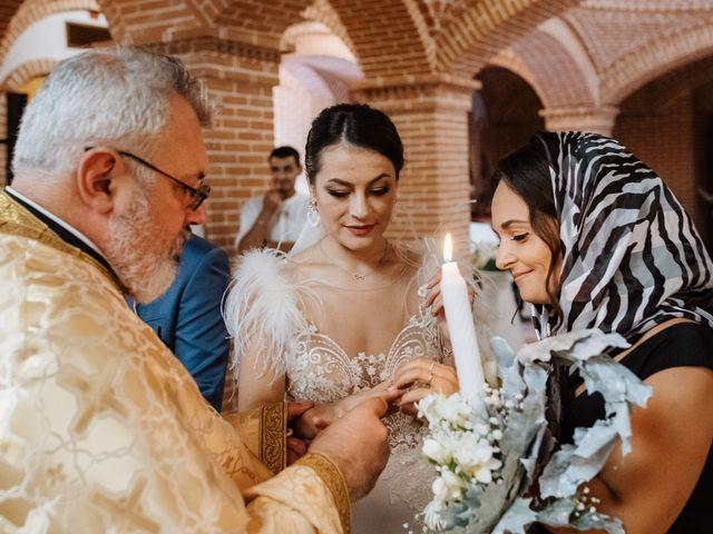 Il matrimonio di Nina e Sergiu a Modena, Modena 77