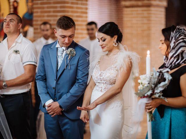 Il matrimonio di Nina e Sergiu a Modena, Modena 79