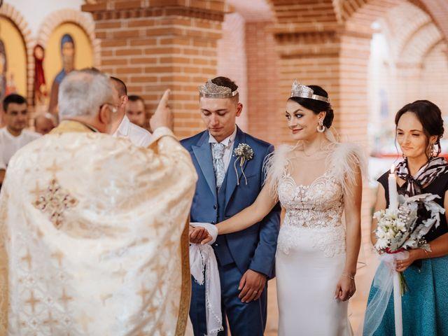Il matrimonio di Nina e Sergiu a Modena, Modena 83