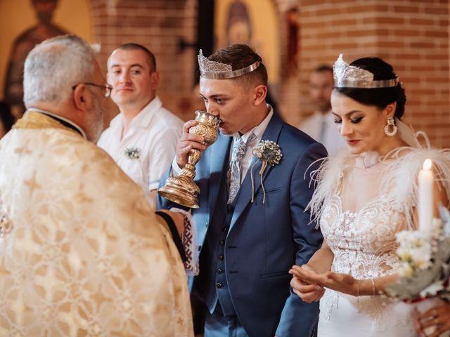 Il matrimonio di Nina e Sergiu a Modena, Modena 85