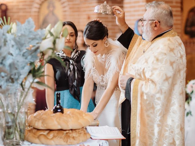 Il matrimonio di Nina e Sergiu a Modena, Modena 86
