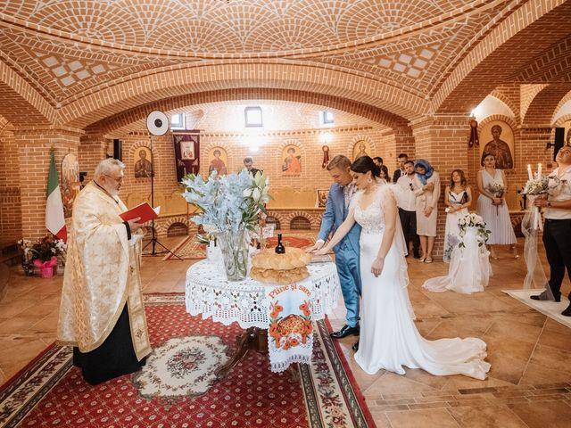 Il matrimonio di Nina e Sergiu a Modena, Modena 87