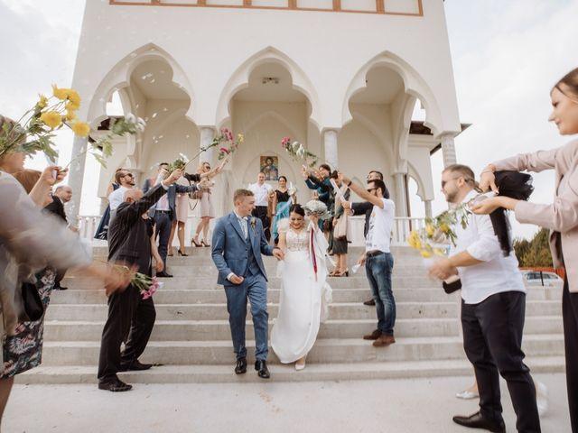 Il matrimonio di Nina e Sergiu a Modena, Modena 88