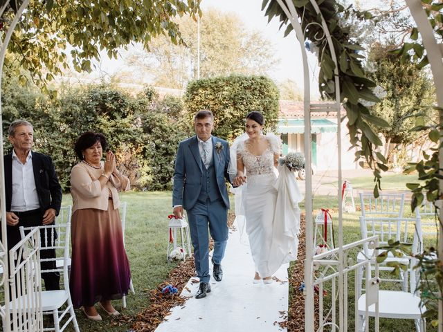 Il matrimonio di Nina e Sergiu a Modena, Modena 97