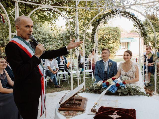 Il matrimonio di Nina e Sergiu a Modena, Modena 98