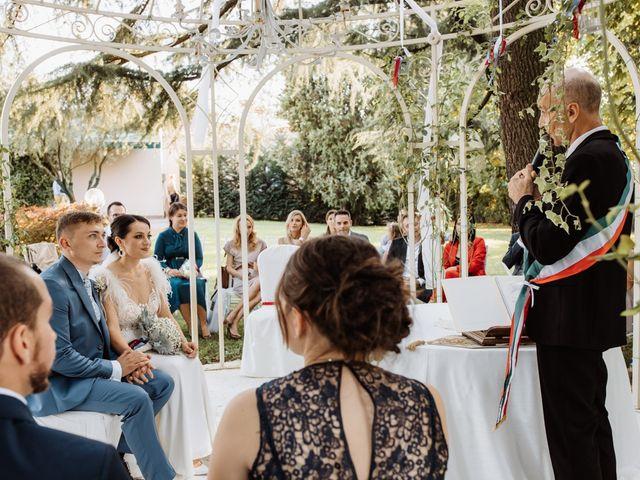 Il matrimonio di Nina e Sergiu a Modena, Modena 99