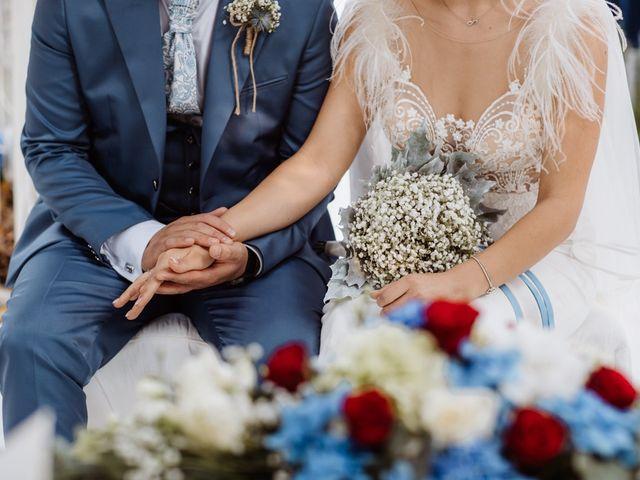 Il matrimonio di Nina e Sergiu a Modena, Modena 100