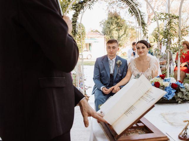 Il matrimonio di Nina e Sergiu a Modena, Modena 101