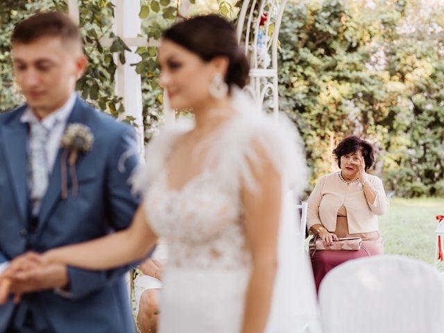 Il matrimonio di Nina e Sergiu a Modena, Modena 103
