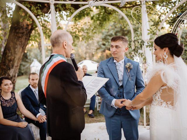 Il matrimonio di Nina e Sergiu a Modena, Modena 104