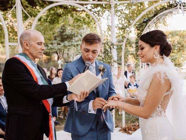 Il matrimonio di Nina e Sergiu a Modena, Modena 108