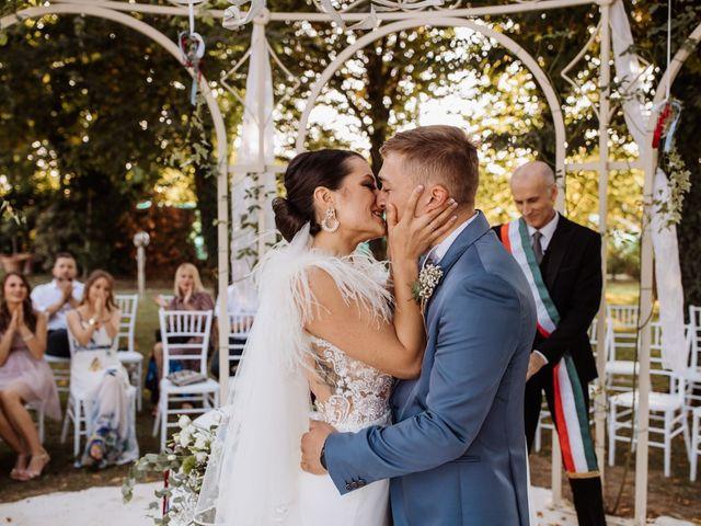 Il matrimonio di Nina e Sergiu a Modena, Modena 109