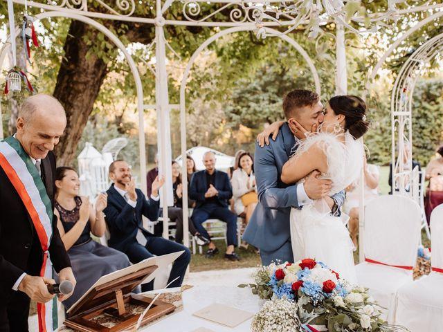 Il matrimonio di Nina e Sergiu a Modena, Modena 110