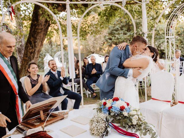 Il matrimonio di Nina e Sergiu a Modena, Modena 111