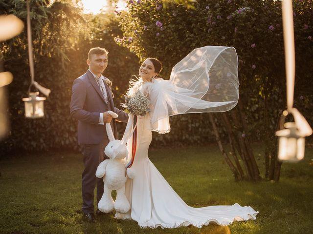 Il matrimonio di Nina e Sergiu a Modena, Modena 129