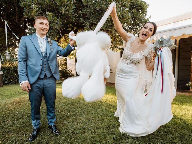 Il matrimonio di Nina e Sergiu a Modena, Modena 130