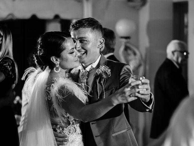 Il matrimonio di Nina e Sergiu a Modena, Modena 138