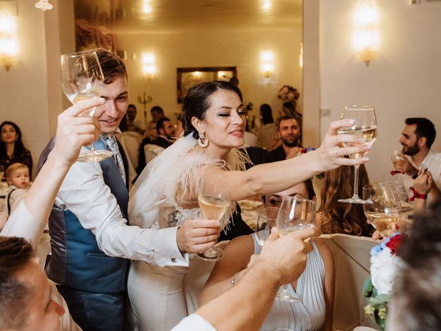 Il matrimonio di Nina e Sergiu a Modena, Modena 142