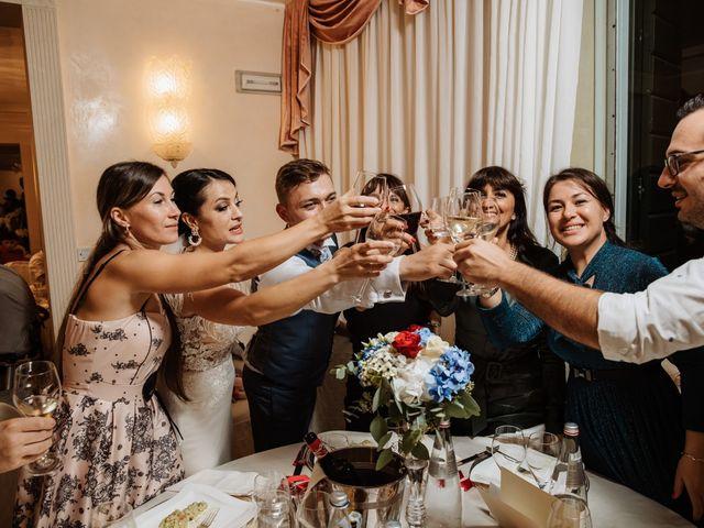 Il matrimonio di Nina e Sergiu a Modena, Modena 145