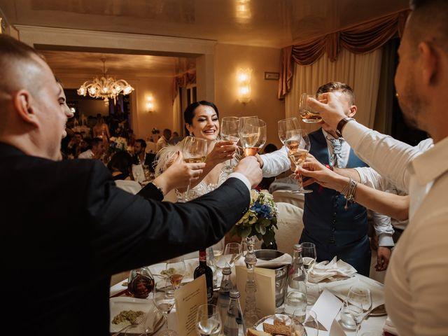 Il matrimonio di Nina e Sergiu a Modena, Modena 146