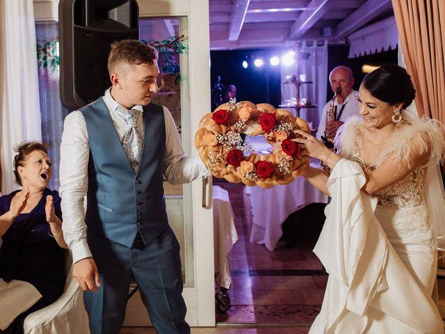 Il matrimonio di Nina e Sergiu a Modena, Modena 151