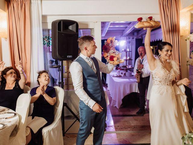 Il matrimonio di Nina e Sergiu a Modena, Modena 153