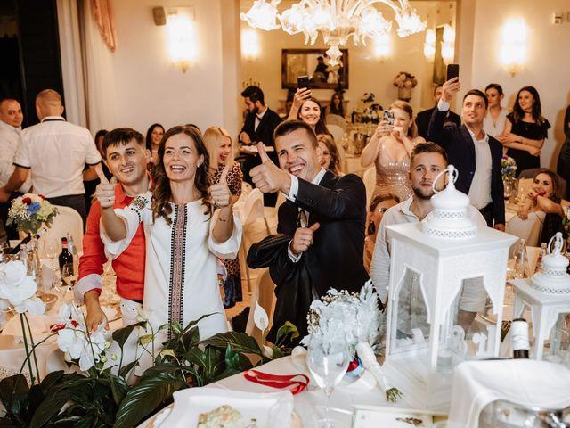 Il matrimonio di Nina e Sergiu a Modena, Modena 154