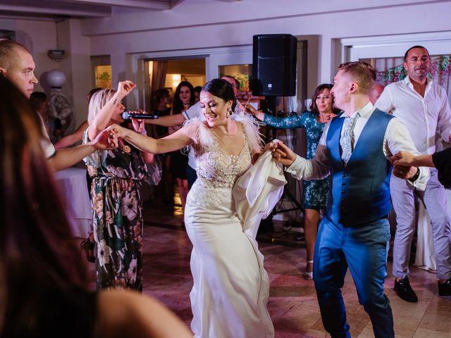 Il matrimonio di Nina e Sergiu a Modena, Modena 165