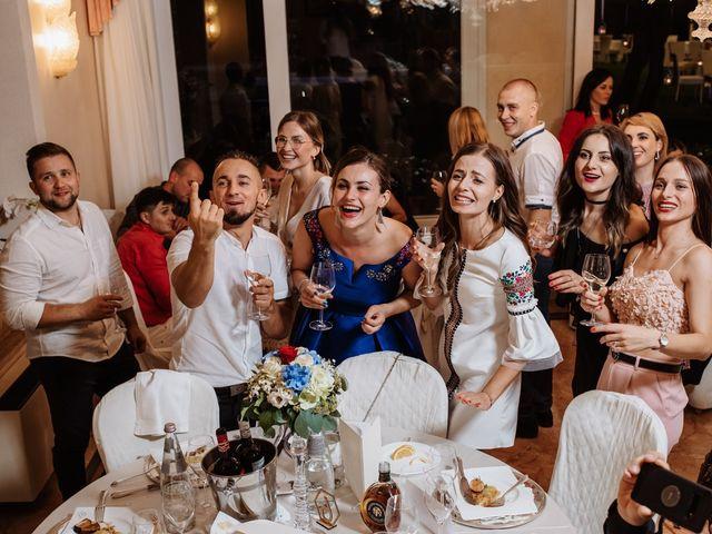 Il matrimonio di Nina e Sergiu a Modena, Modena 166