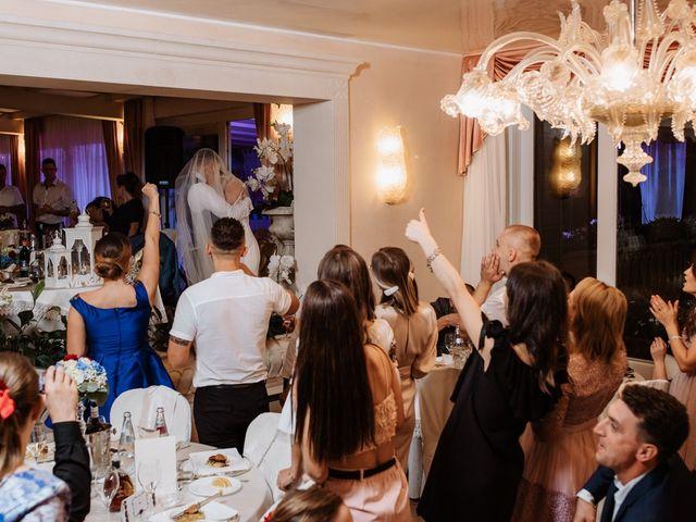 Il matrimonio di Nina e Sergiu a Modena, Modena 167
