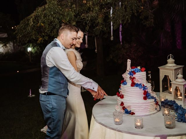Il matrimonio di Nina e Sergiu a Modena, Modena 175