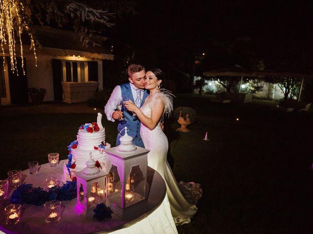 Il matrimonio di Nina e Sergiu a Modena, Modena 178
