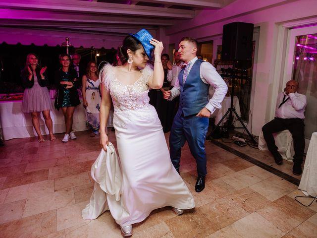 Il matrimonio di Nina e Sergiu a Modena, Modena 180