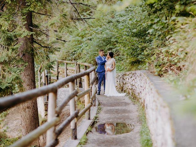 Il matrimonio di Nina e Sergiu a Modena, Modena 186