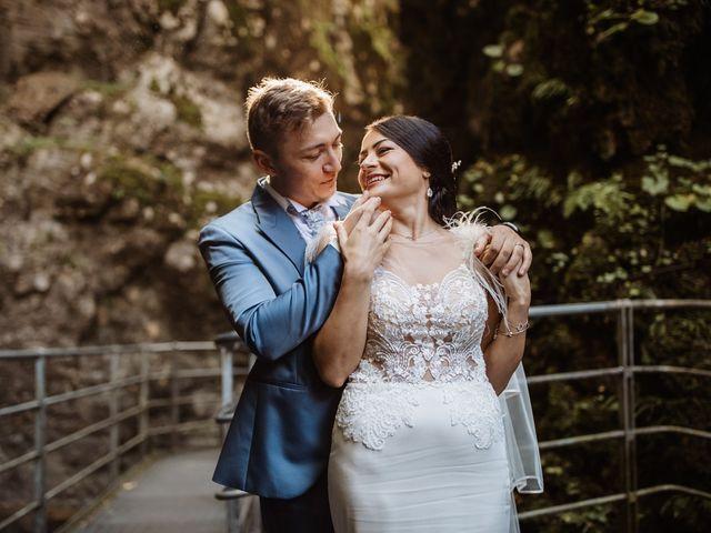 Il matrimonio di Nina e Sergiu a Modena, Modena 190