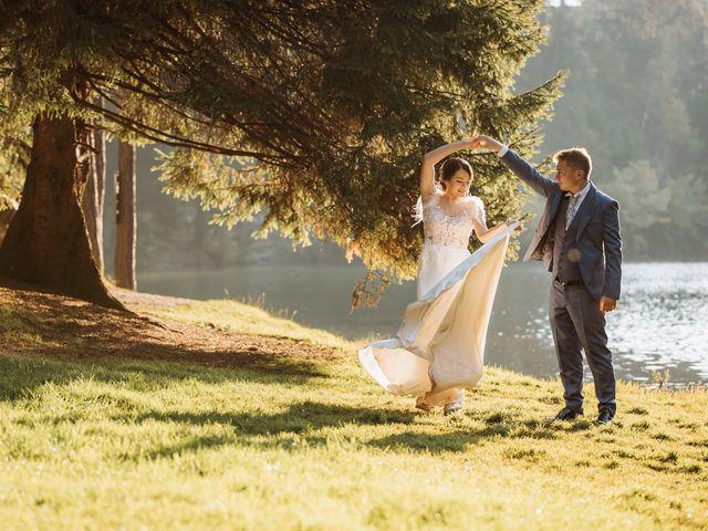 Il matrimonio di Nina e Sergiu a Modena, Modena 220