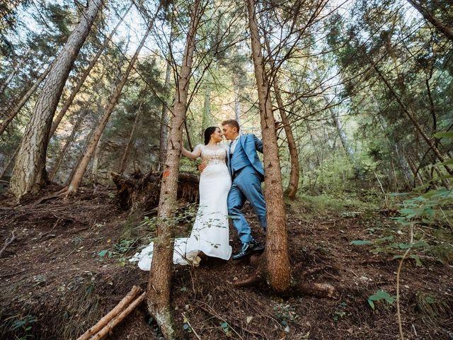Il matrimonio di Nina e Sergiu a Modena, Modena 223