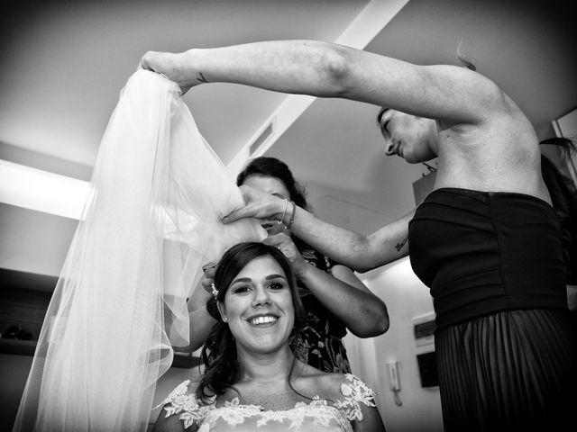 Il matrimonio di Alessandro e Sarah a Calliano, Trento 16