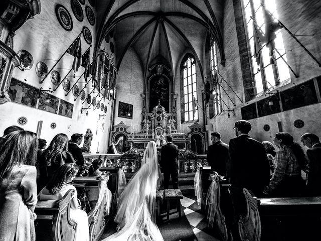 Il matrimonio di Alessandro e Sarah a Calliano, Trento 20